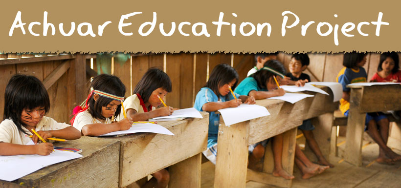 Achuar Education Project